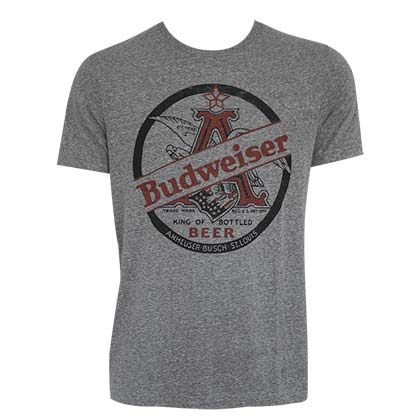 T-shirt Budweiser - King Of Beers