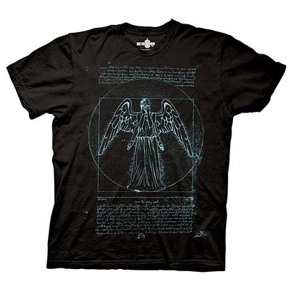 T-shirt Doctor Who  pour homme