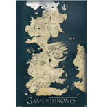 Poster Le Trône de fer (Game of Thrones) 282486