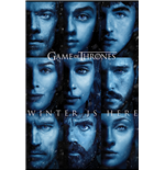 Poster Le Trône de fer (Game of Thrones) 282487