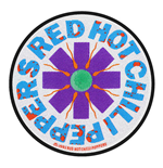 Patch Red Hot Chili Peppers 282602