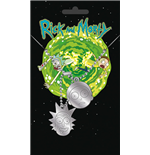 Plaques Militaires Rick and Morty 282610