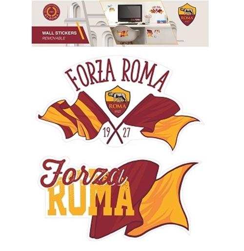 Autocollants muraux rome produits officiels 2017 18 en promo for Autocollants muraux