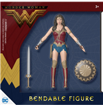 Wonder Woman Movie figurine flexible Wonder Woman 14 cm