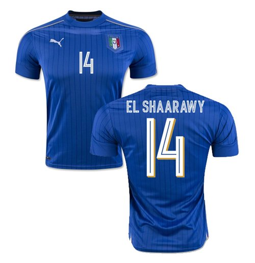 Maillot 2018/19 Italie Football 2016-2017 Home
