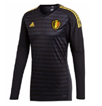 Maillot Gardien de But Belgique Adidas Home 2018-2019