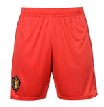Short de Football Belgique Adidas Home 2018-2019 (Rouge)