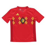 Maillot de Football Belgique Adidas Home 2018-2019 (Enfants)
