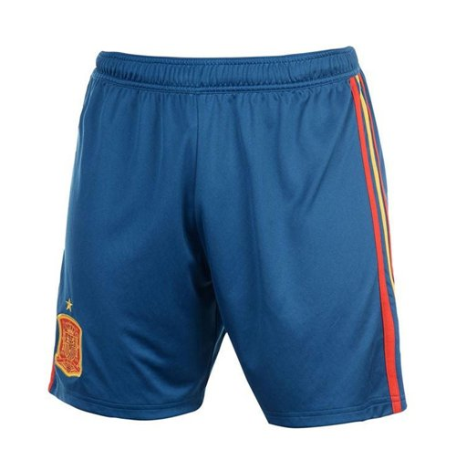 Short Espagne Football 2018-2019 Home (bleue)