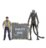 Aliens pack 2 figurines Hadley's Hope 18 cm
