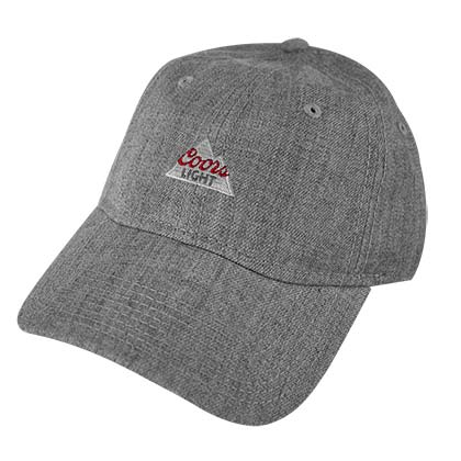 Casquette Tweed Coors Light
