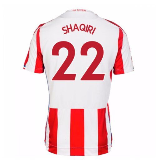 Maillot 2017/18 Stoke City FC 2017-2018 Home