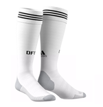 Chaussettes Allemagne Football 2018-2019 Home (Blanc)