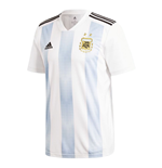 Maillot de Football Argentine Adidas Home 2018-2019 (Enfants)