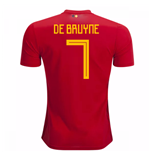 Maillot 2018/19 Belgique Football 2018-2019 Home