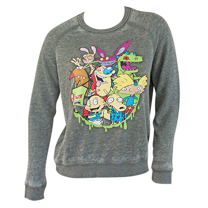 Sweat-shirt Nickelodeon pour femme