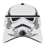 Star Wars Episode VIII casquette baseball Stormtrooper
