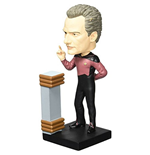Star Trek TNG Bobble Head Build-a-10-Forward #2 Q 18 cm