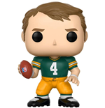 NFL POP! Football Vinyl Figurine Brett Favre (Green Bay Packers) 9 cm