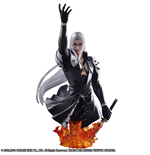 Final Fantasy VII Static Arts buste Sephiroth 19 cm