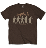 T-shirt Genesis: The Way We Walk