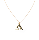 Collier et Pendentif The Legend of Zelda - Triforce