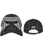 Star Wars Episode VIII casquette baseball Kylo Ren