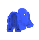 Star Wars Episode VII moule en silicone R2-D2