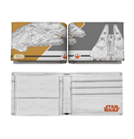 Star Wars Episode VIII porte-monnaie Millennium Falcon Maps