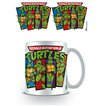 Tasse Tortues ninja 284385