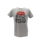 T-shirt Star Wars - Millennium Falcon