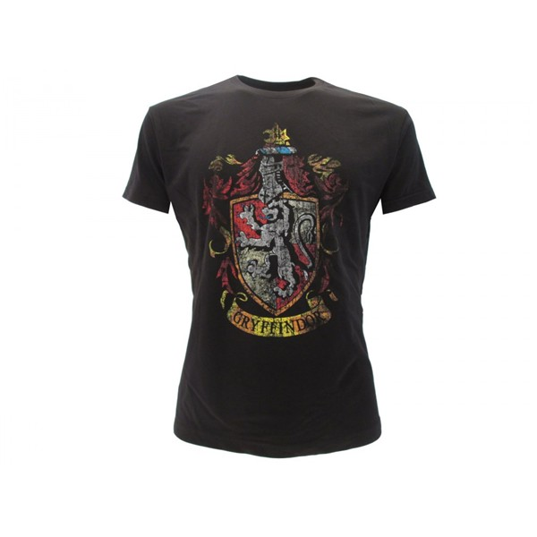 T-shirt Harry Potter - Blason Griffondor