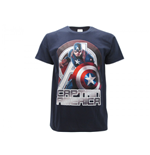 T-shirt Captain América  284506