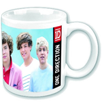 Tasse One Direction - Photo Groupe