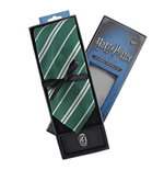 Harry Potter set cravate & badge Slytherin