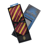 Harry Potter set cravate & badge Gryffondor