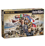 Avalon Hill jeu de plateau Axis & Allies WWI 1914 *ANGLAIS*