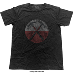 T-shirt Pink Floyd pour homme - Design: The Wall Vintage Hammers