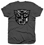 T-shirt Hasbro - Transformers Autobot Shield (Unisexe)