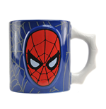 Marvel Comics mug Embossed Spider-Man