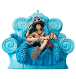 One Piece statuette PVC FiguartsZERO Monkey D. Luffy 20th Anniversary Ver. 15 cm