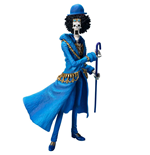 One Piece statuette PVC FiguartsZERO Brook 20th Anniversary Ver. 21 cm