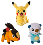 Pokemon Trainer's Choice assortiment peluches 20 cm C9 (6)