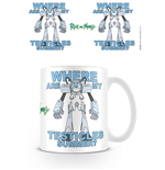 Tasse Rick and Morty 285522