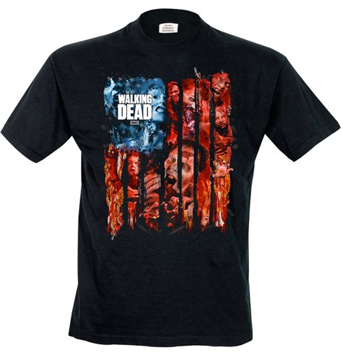 T-shirt The Walking Dead 285598