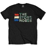 T-shirt The Stone Roses: Three Colours