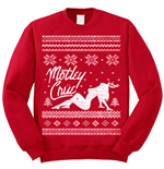 Sweat-shirt Mötley Crüe  pour homme - Design: Holiday