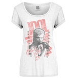 T-shirt Billy Idol: Rebel Yell
