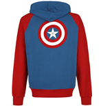 Sweat-shirt Captain América  285687