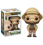 Jumanji 2017 POP! Movies Vinyl figurine Professor Shelly Oberon 9 cm